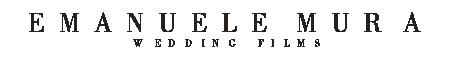 Emanuele Mura | Florence Wedding Films Logo